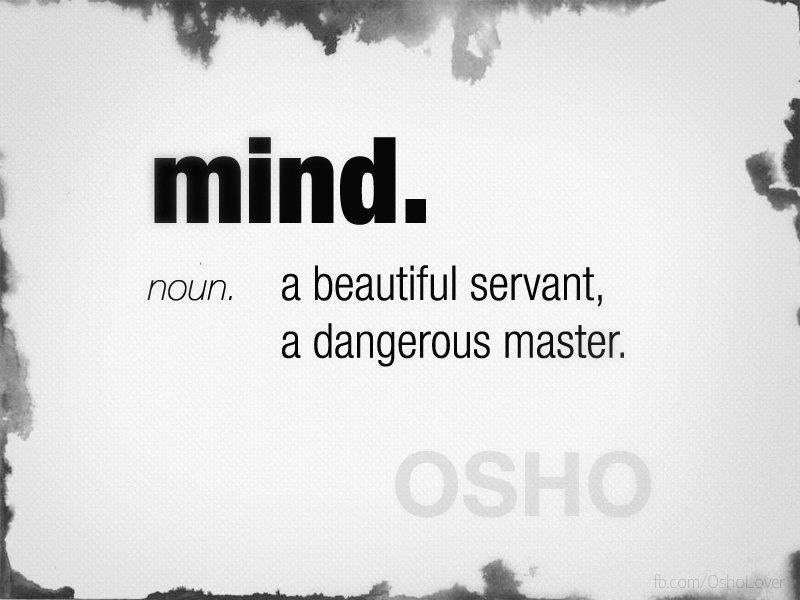 mind osho