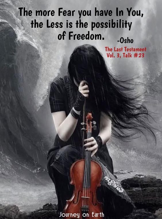 osho freedom