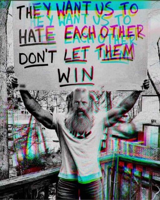 rabijo nas da se sovražimo